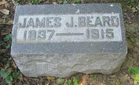 BEARD, JAMES J. - Franklin County, Ohio | JAMES J. BEARD - Ohio Gravestone Photos
