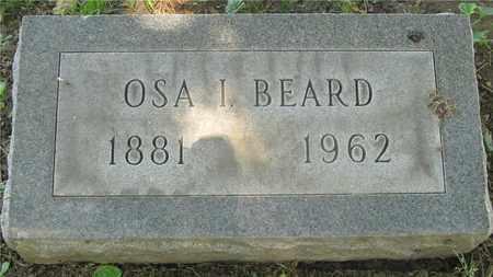 BEARD, OSA I. - Franklin County, Ohio | OSA I. BEARD - Ohio Gravestone Photos