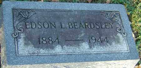 BEARDSLEY, EDSON LEWIS - Franklin County, Ohio | EDSON LEWIS BEARDSLEY - Ohio Gravestone Photos