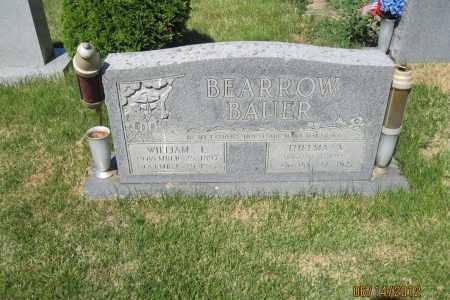 BEARROW, THELMA V - Franklin County, Ohio   THELMA V BEARROW - Ohio Gravestone Photos