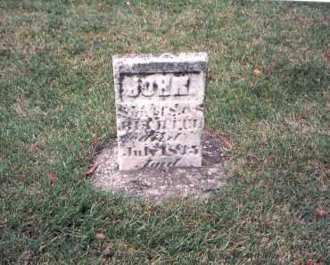 BECHTEL, JOHN - Franklin County, Ohio   JOHN BECHTEL - Ohio Gravestone Photos