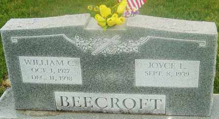 BEECROFT, WILLIAM C - Franklin County, Ohio | WILLIAM C BEECROFT - Ohio Gravestone Photos