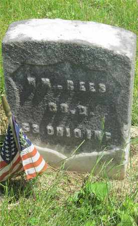 BEES, WM. - Franklin County, Ohio | WM. BEES - Ohio Gravestone Photos