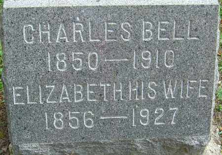 BELL, CHARLES - Franklin County, Ohio | CHARLES BELL - Ohio Gravestone Photos