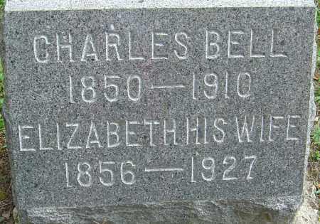 BELL, ELIZABETH - Franklin County, Ohio | ELIZABETH BELL - Ohio Gravestone Photos