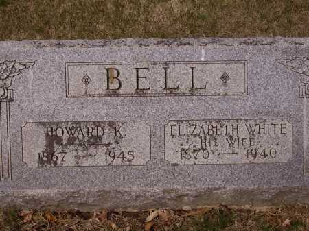 BELL, HOWARD K. - Franklin County, Ohio | HOWARD K. BELL - Ohio Gravestone Photos