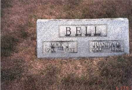 PETERS BELL, JUANITA O. - Franklin County, Ohio | JUANITA O. PETERS BELL - Ohio Gravestone Photos