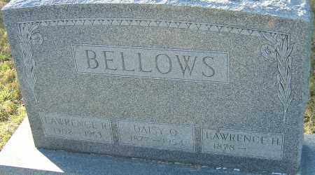 BELLOWS, LAWRENCE H - Franklin County, Ohio | LAWRENCE H BELLOWS - Ohio Gravestone Photos