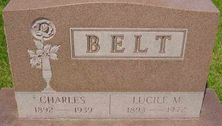 BELT, CHARLES - Franklin County, Ohio   CHARLES BELT - Ohio Gravestone Photos