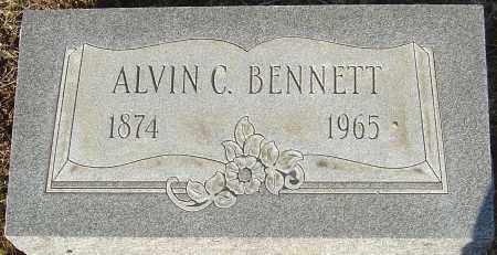 BENNETT, ALVIN C - Franklin County, Ohio   ALVIN C BENNETT - Ohio Gravestone Photos