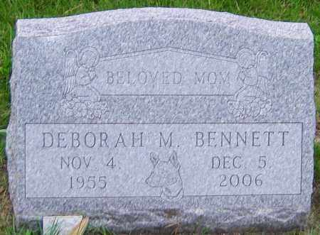BENNETT, DEBORAH M - Franklin County, Ohio | DEBORAH M BENNETT - Ohio Gravestone Photos