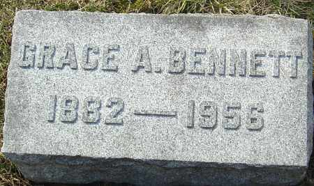 BENNETT, GRACE A - Franklin County, Ohio | GRACE A BENNETT - Ohio Gravestone Photos