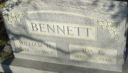 BENNETT, IDA - Franklin County, Ohio   IDA BENNETT - Ohio Gravestone Photos