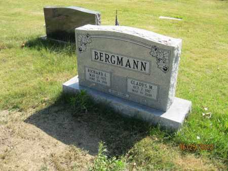 BERGMANN, GLADYS - Franklin County, Ohio | GLADYS BERGMANN - Ohio Gravestone Photos