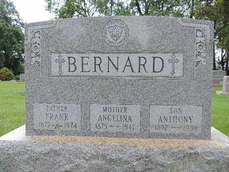 BERNARD, ANTHONY - Franklin County, Ohio | ANTHONY BERNARD - Ohio Gravestone Photos