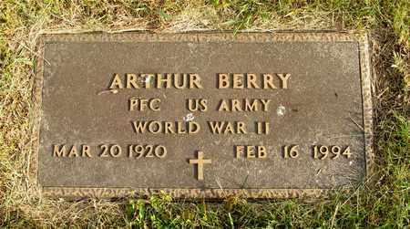 BERRY, ARTHUR - Franklin County, Ohio   ARTHUR BERRY - Ohio Gravestone Photos