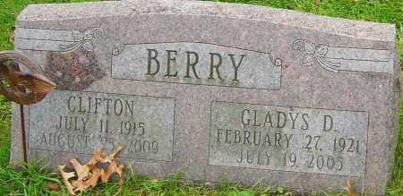 BERRY, CLIFTON - Franklin County, Ohio | CLIFTON BERRY - Ohio Gravestone Photos