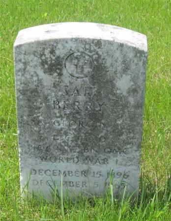 BERRY, SAM - Franklin County, Ohio | SAM BERRY - Ohio Gravestone Photos
