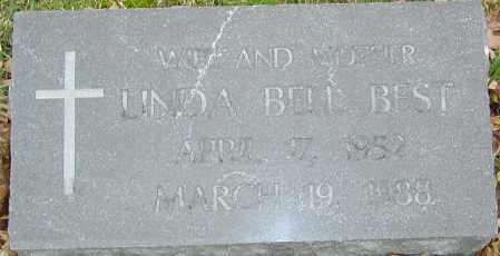 BELL BEST, LINDA - Franklin County, Ohio | LINDA BELL BEST - Ohio Gravestone Photos