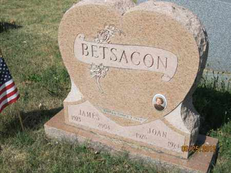 POULAS BETSACON, JOAN T - Franklin County, Ohio | JOAN T POULAS BETSACON - Ohio Gravestone Photos