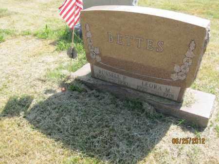 BETTES, LEORA MARY - Franklin County, Ohio | LEORA MARY BETTES - Ohio Gravestone Photos