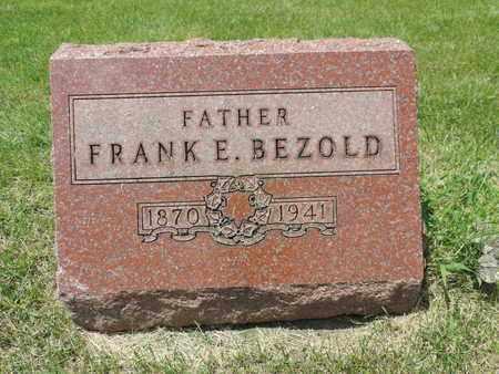 BEZOLD, FRANK E. - Franklin County, Ohio | FRANK E. BEZOLD - Ohio Gravestone Photos