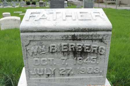 BIERBERG, WILLIAM - Franklin County, Ohio | WILLIAM BIERBERG - Ohio Gravestone Photos