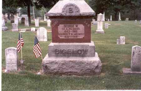 BIGELOW, GEORGE W. - Franklin County, Ohio | GEORGE W. BIGELOW - Ohio Gravestone Photos