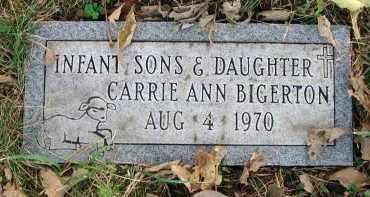 BIGERTON, CARRIE ANN - Franklin County, Ohio   CARRIE ANN BIGERTON - Ohio Gravestone Photos