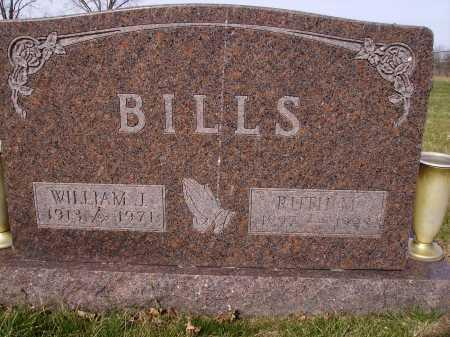 BILLS, RUTH M. - Franklin County, Ohio | RUTH M. BILLS - Ohio Gravestone Photos