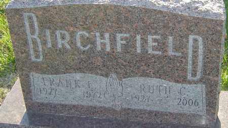 BIRCHFIELD, RUTH C - Franklin County, Ohio   RUTH C BIRCHFIELD - Ohio Gravestone Photos