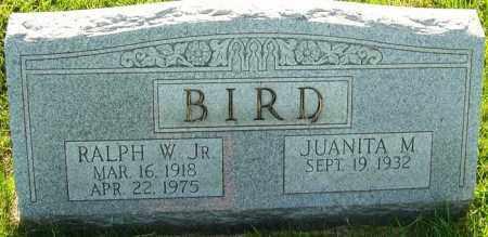 BIRD JR., RALPH W - Franklin County, Ohio   RALPH W BIRD JR. - Ohio Gravestone Photos