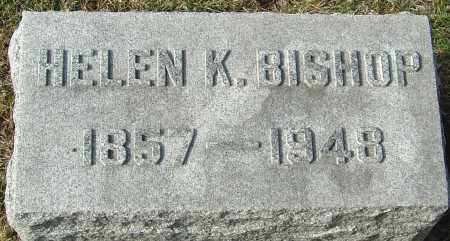 RUTHERFORD BISHOP, HELEN K - Franklin County, Ohio | HELEN K RUTHERFORD BISHOP - Ohio Gravestone Photos