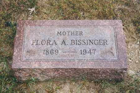 BOGE BISSINGER, FLORA - Franklin County, Ohio | FLORA BOGE BISSINGER - Ohio Gravestone Photos