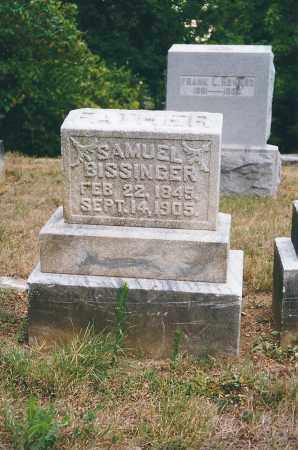 BISSINGER, SAMUEL - Franklin County, Ohio   SAMUEL BISSINGER - Ohio Gravestone Photos