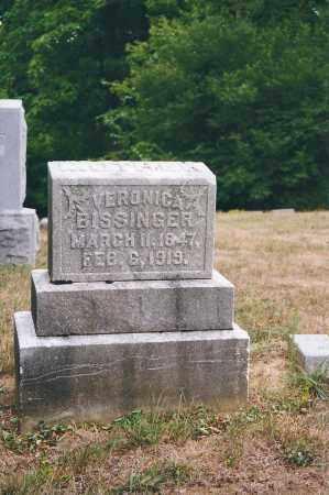GETZELMAN BISSINGER, VERONICA - Franklin County, Ohio | VERONICA GETZELMAN BISSINGER - Ohio Gravestone Photos