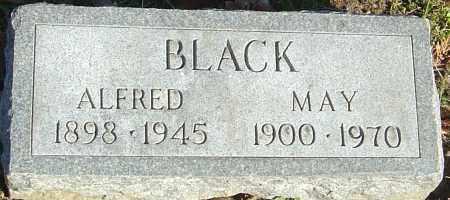 BLACK, MAY - Franklin County, Ohio | MAY BLACK - Ohio Gravestone Photos