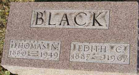 BLACK, THOMAS - Franklin County, Ohio | THOMAS BLACK - Ohio Gravestone Photos