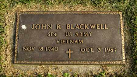 BLACKWELL, JOHN R. - Franklin County, Ohio | JOHN R. BLACKWELL - Ohio Gravestone Photos