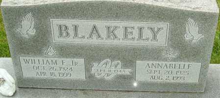 BLAKELY, ANNABELLE - Franklin County, Ohio | ANNABELLE BLAKELY - Ohio Gravestone Photos