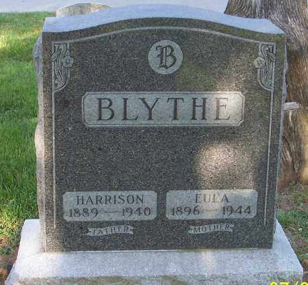 BLYTHE, EULA - Franklin County, Ohio | EULA BLYTHE - Ohio Gravestone Photos