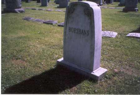 BOESHANS, MONUMENT - Franklin County, Ohio | MONUMENT BOESHANS - Ohio Gravestone Photos