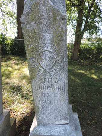 BOGGIONI, NELLA - Franklin County, Ohio | NELLA BOGGIONI - Ohio Gravestone Photos