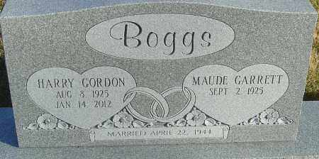 BOGGS, HARRY GORDON - Franklin County, Ohio | HARRY GORDON BOGGS - Ohio Gravestone Photos