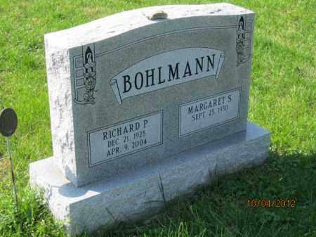 BOHLMANN, RICHARD PHILIP - Franklin County, Ohio | RICHARD PHILIP BOHLMANN - Ohio Gravestone Photos