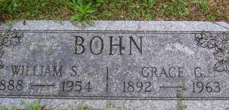 MOREHOUSE BOHN, GRACE G - Franklin County, Ohio | GRACE G MOREHOUSE BOHN - Ohio Gravestone Photos