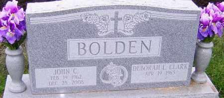 BOLDEN, JOHN C - Franklin County, Ohio   JOHN C BOLDEN - Ohio Gravestone Photos