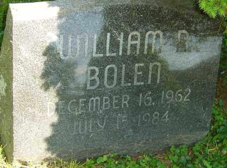 BOLEN, WILLIAM RAYMOND - Franklin County, Ohio   WILLIAM RAYMOND BOLEN - Ohio Gravestone Photos