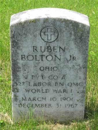 BOLTON, RUBEN - Franklin County, Ohio   RUBEN BOLTON - Ohio Gravestone Photos