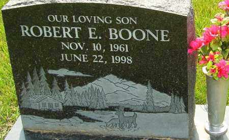 BOONE, ROBERT E - Franklin County, Ohio | ROBERT E BOONE - Ohio Gravestone Photos